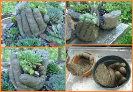 40 Creative LOW BUDGET DIY Garden Pots Home Design, Garden DIY Garden Pots