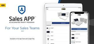 App Sales Digital Monitoring Products Dmp Sales App