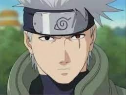 naruto kakashi face