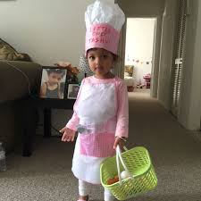 19 diy chef costume