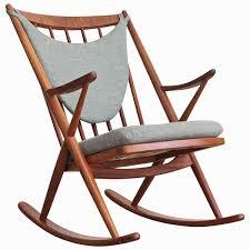 image of modern outdoor rocking chair awesome 6 teak dining chairs erik buch
