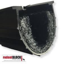 garage door bottom sealsXcluder Pest Proof Rodent Block Full 75 Roll Garage Door Bottom