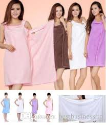 Multicolor Magic Bath Towels Lady Girls Kids SPA Shower Towel Body
