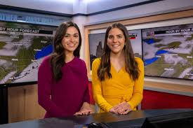 Two DAES Students Doing Double Duty as TV Weather Reporters ...