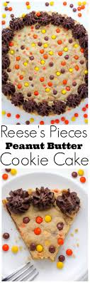 if you re a peanut er enthusiast put this cookie cake on the top of your to do list it s a stunner xoxo