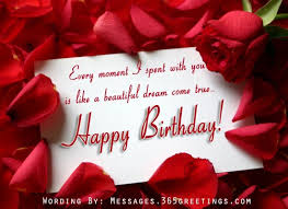 Beautiful Birthday Quotes For Lover Best of Romantic Birthday Wishes 24greetings