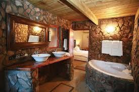 rustic stone bathroom designs. rustic bathroom ideas with stone wall decorations 55863abc74af5 634x422 16 extraordinary design designs