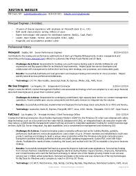 Architectural Engineer Sample Resume Unique Justin Weiler Resume 44