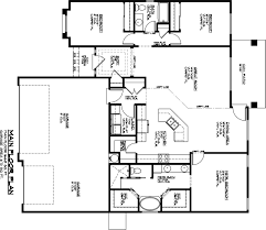 Sq Ft House Plans 3 Car Garage On Side With 1800 2000 Homes Zone 4  Throughout