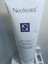 neostrata acne clear clarifying gel