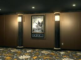 home theater wall home theater wall panels fabric me with regard to decor home theater room wall art
