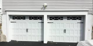 garage door trim installation