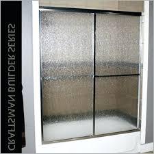 obscure glass shower door unconvincing rain doors a inspirational interiors 10