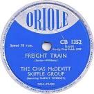 Freight Train album by Chas McDevitt