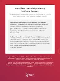 Red Light Therapy After Surgery Faster Muscle Recovery And Less Muscle Soreness With Red