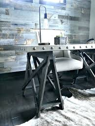 rustic office. Rustic Office Decor Modern Design Industrial Desk In A Metal .