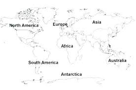 Coloring Pages World Map D Map Coloring Page With Labels Just