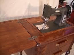 White Sewing Machine Series 77