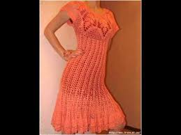 Free Crochet Dress Patterns Custom How To Crochet Summer Dress Free Pattern YouTube