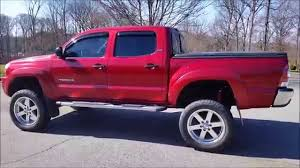 Rough Country 6 Inch Lift for Toyota Tacoma - YouTube