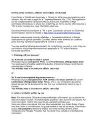 Free 9 Immigration Reference Letter Samples In Pdf Word