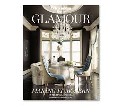 design library glamour making it modern by michael lassell