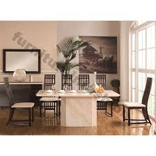 Granite Dining Room Sets Granite Contemporary Dining Table 40 Delectable Granite Dining Room Tables And Chairs