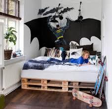 diy childrens bedroom furniture. Diy-pallet-furniture-ideas-bed-teenager-boy-room Diy Childrens Bedroom Furniture