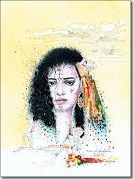 Image result for femme algérienne