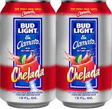 What Is Bud Light Clamato Chelada Bud Light Beer 6 Pack 12 Fl Oz Cans Walmart Com