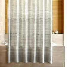 see through top shower curtain solid square hammacher schlemmer