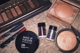 por makeup brands such as forever 2c
