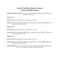 cover letter examples of cause and effect essays topics examples  cover letter cause effect essay samples cause and sample topics smoking xexamples of cause and effect