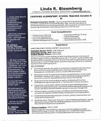 Resume Sample Format Classy Teacher Resume Templates Free DUTV