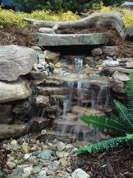Small Picture 132 best pondless waterfall ideas images on Pinterest Backyard