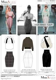Fashion Design Skirt Fw 2020 21 Trend High Waist Tulip Skirt Fashion 2020