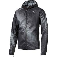 puma outfits mens. image of puma men\u0027s packable woven jacket - black outfits mens