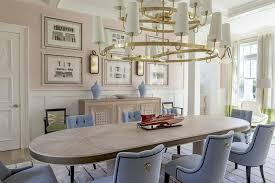how to design a dining room mansion