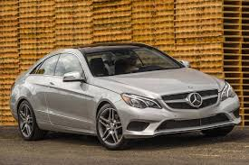 Used 2015 Mercedes-Benz E-Class Coupe Pricing - For Sale   Edmunds