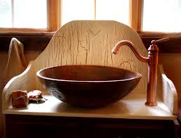 Rustic Sink Ideas Ideas Impressive Vessel Sinks Home Depot For Kitchen And Bathroom