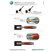 np2x au silent professional 2 pole jack plug neutrik np2x au silent mono metal 1 4 jack plug straight
