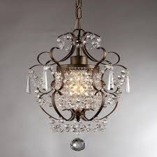 newest paige crystal chandelier pottery barn for bronze and idea 15 pertaining to small bronze chandelier