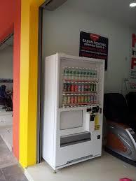 Perniagaan Vending Machine Malaysia