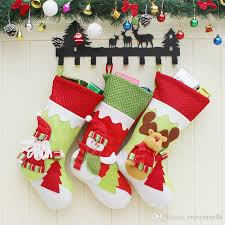 best christmas stockings. Wonderful Best Best Christmas Stockings Decor Ornaments Decorations Santa Reindeer Snowman  Stocking Candy Socks Bags Gifts Under 352  DhgateCom With C