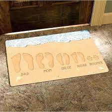personalized outside door mats rug entry rugs personalised door mats large floor monogrammed outdoor doormats area