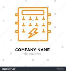 wrg 4948 fuse box symbol fuse box company logo design template business corporate vector icon fuse box symbol