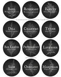 free printable herb garden vine labels for subscribers by snazzy little things
