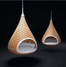 woven hanging chair medium size of brown wicker woven hanging bed chair design in birdcage style