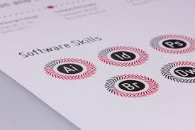Graphic Design Resumes Gorgeous 60 EyeCatching Graphic Designer Resumes HOW Design