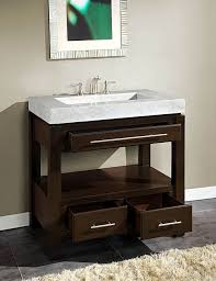 stylish modular wooden bathroom vanity. 36\ Stylish Modular Wooden Bathroom Vanity O